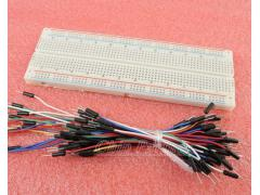 Breadboard MB-102 + 65PCS cable wires