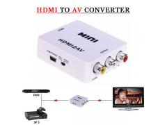 Convertisseur HDMI to AV