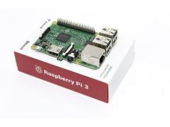 .Raspberry Pi 3 (made UK) new
