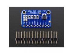 ADS1115 ADC 4 Channel, 16 bit , I2C PGA