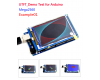 3.2 -inch TFT color LCD module 320X480 for Mega2560 R3